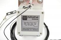 HyEndFed 4 Band Extra Kort Aluminium Plaat