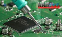 ALC + Wideband mod IC-7100