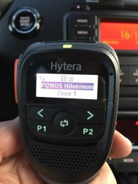 Hytera SM25 XX Flash update
